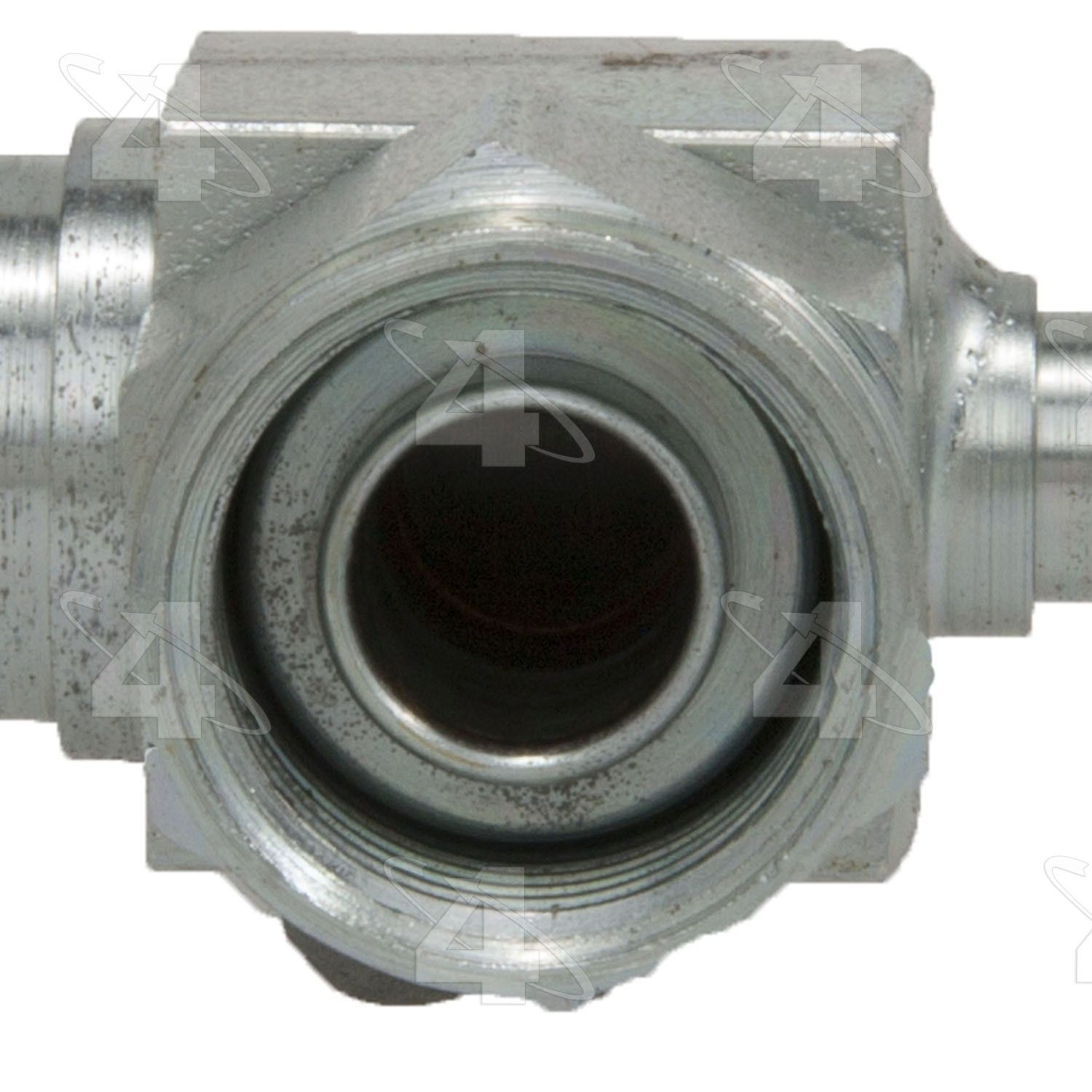 Four Seasons A/c Compressor Fitting - AutoPartsWay com