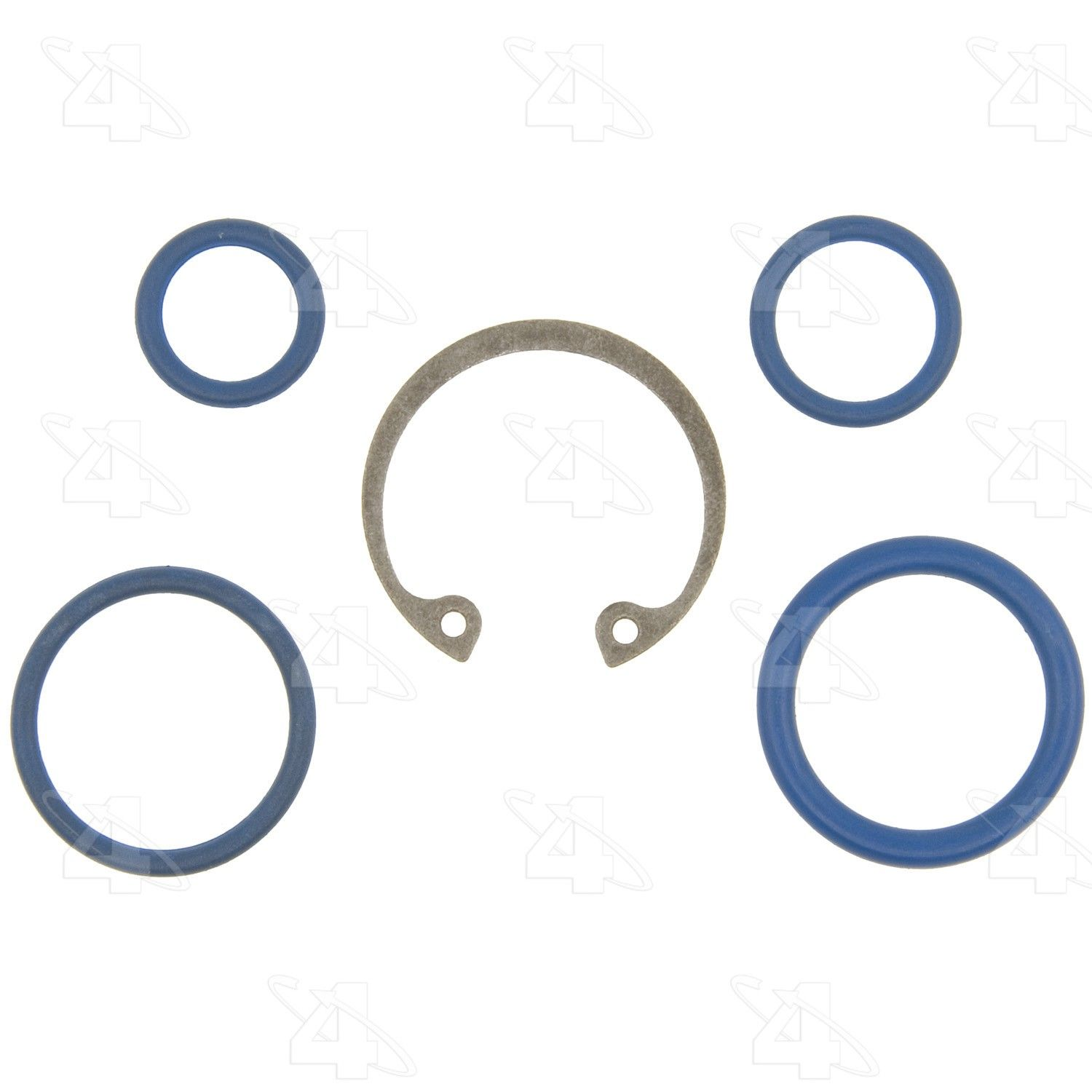 A//C System O-Ring and Gasket Kit-Compressor Gasket Kit 4 Seasons 24008